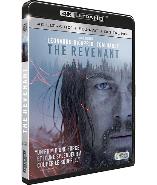 """Enter for a chance to win a copy of """"The Revenant"""" on Blu-Ray and DVD in the ExtraTV Twitter Giveaway!"""
