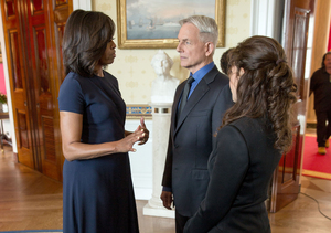 First Lady Michelle Obama to Appear on 'NCIS' for Special Joining Forces…