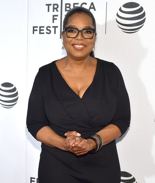 Oprah Reacts to 'Kelly and Michael' News, Talks Weight Watchers and 'Greenleaf'