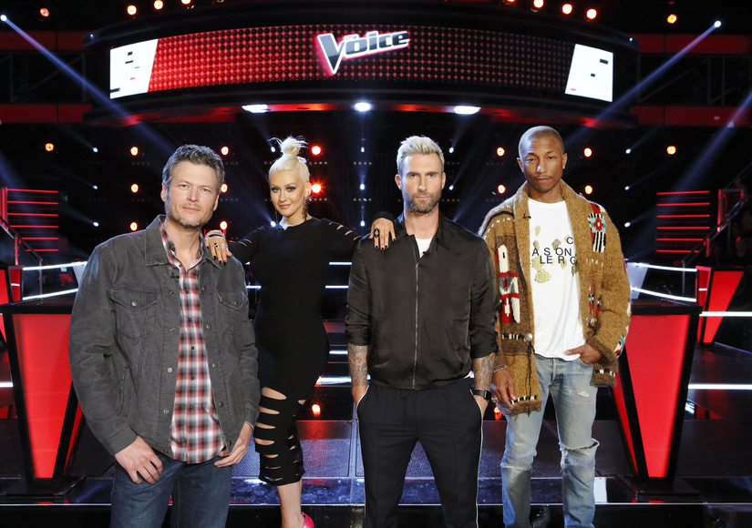 'The Voice' Judges React to Prince's Death