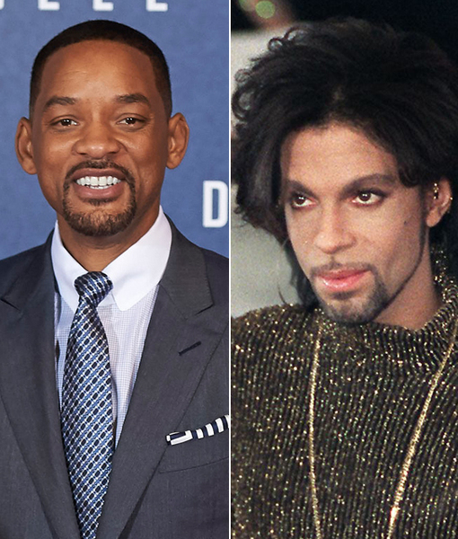 Will Smith's Last Conversation with Prince Was Just One Day Before His…