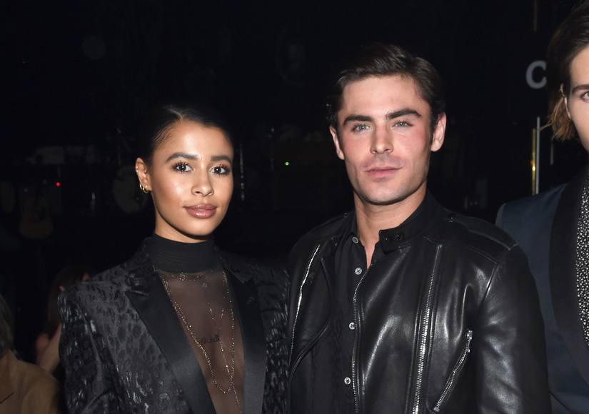 Is This Proof Zac Efron & Sami Miro Have Split?