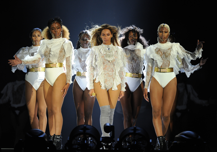 Forgive and Forget? Beyoncé Thanks Jay Z on First Night of 'Formation' World Tour