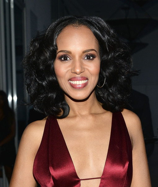 Kerry Washington Talks Hillary Clinton, 'Scandal' and Her Love for Jennifer Lopez