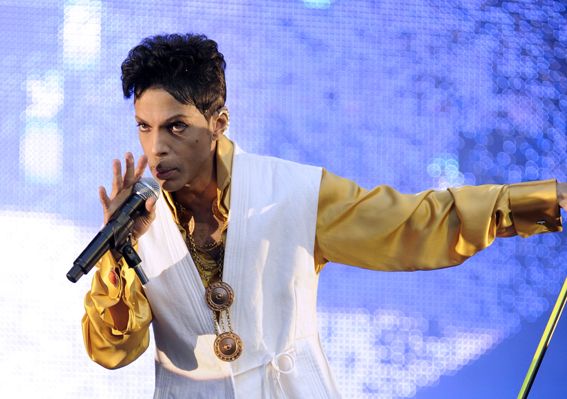 Authorities Say Drugs Were Found at Prince's Home