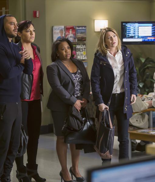 Did Sara Ramirez Hint She's Leaving 'Grey's Anatomy'?