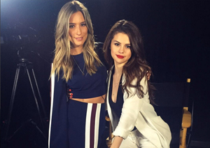 Selena Gomez Opens Up About 'Revival' Tour and BFF Taylor Swift