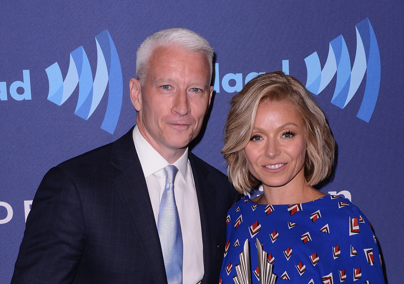 Will Anderson Cooper's Response to 'Live!' Question Give Him a Permanent Seat Next to Kelly Ripa?