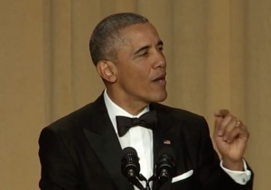 Best Obama Zingers from the WHCD