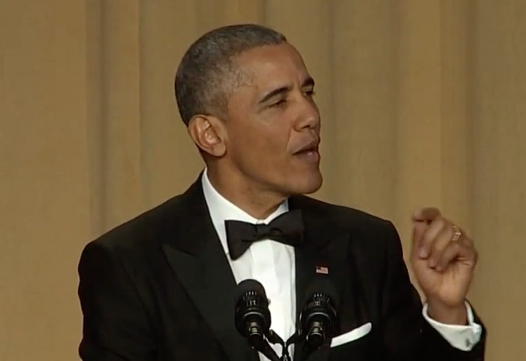 President Obama's Best One-Liners from the White House Correspondents' Dinner