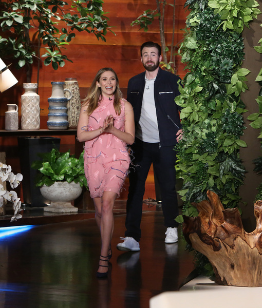 Elizabeth Olsen & Chris Evans' Epic Response to Those Dating Rumors