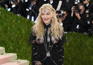 Madonna 'Together' with Rocco, Says She's Working on 'Motherhood'