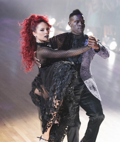 Sharna Burgess' 'DWTS' Blog: I Actually Had Three Wardrobe Malfunctions Last Night!