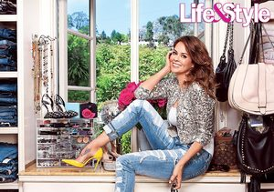 Take a Peek Inside Brooke Burke-Charvet's Amazing Closet