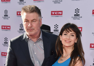 Alec & Hilaria Baldwin Welcome Baby Boy — See His First Pic!