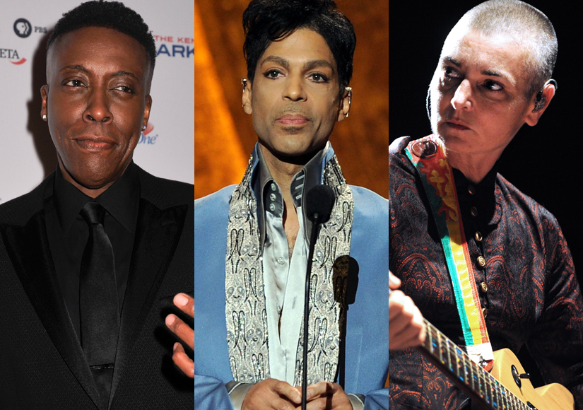 Sinéad O'Connor Apologizes to Arsenio Hall for Claims He Supplied Drugs to Prince