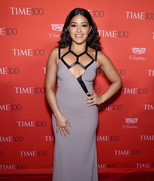 Gina Rodriguez Shaves Her Head — See Her Dramatic New Look!