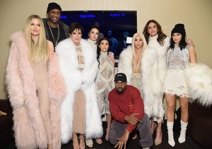 Why Kim Kardashian's Famous Family Has Reportedly Not Visited Kanye West in the…