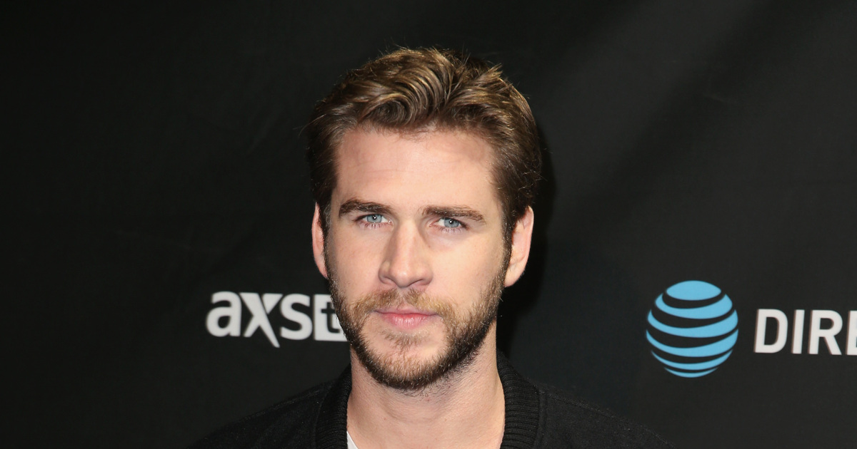 Liam Hemsworth As A Kid Is Liam Hemsworth Read...