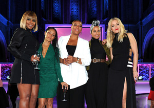 Inside VH1's Star-Studded 'Dear Mama' Event