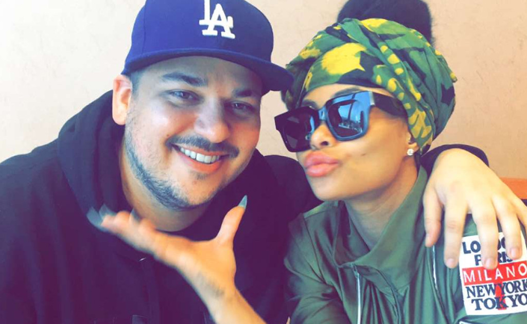 Why Blac Chyna Tweeted Out Rob Kardashianu0027s Number
