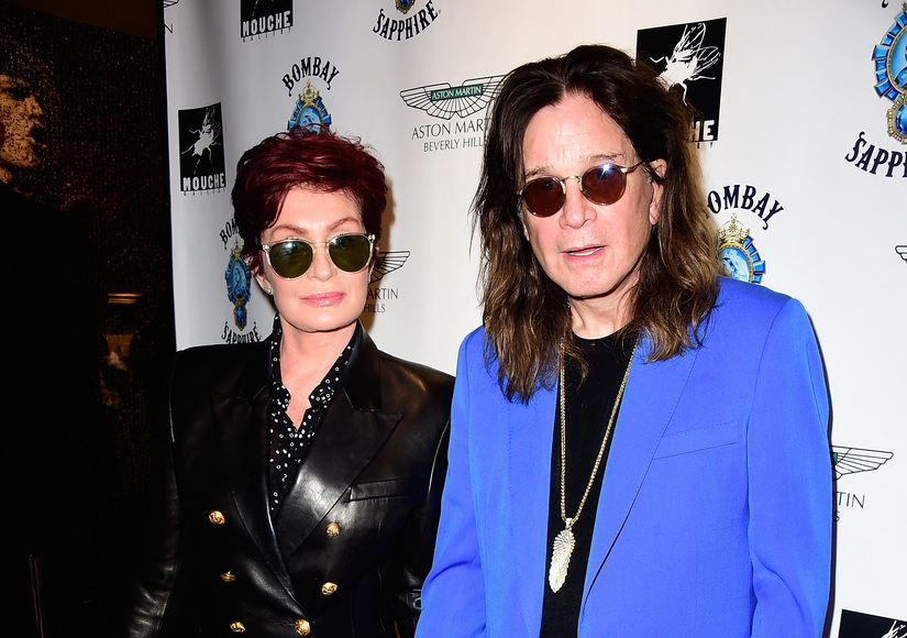 Ozzy & Sharon Osbourne Reportedly Split After 33 Years