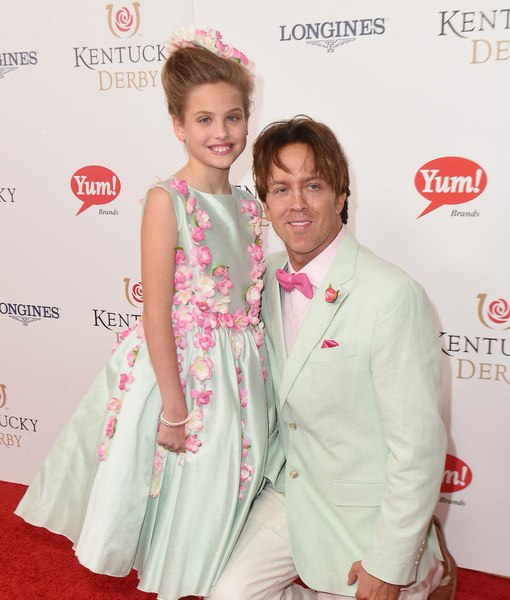 Pics! Anna Nicole Smith's Daughter Dannielynn Looks So Grown Up at the…