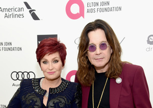 Ozzy Osbourne Speaks Out After Sharon Osbourne Split Rumors