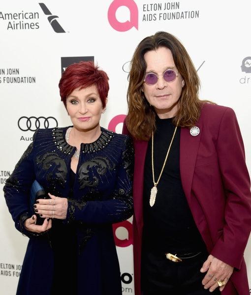 Sharon Osbourne Goes Into Gruesome Detail About Ozzy Osbourne's Emergency…