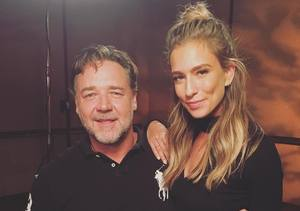 Russell Crowe Opens Up About His Split from Danielle Spencer