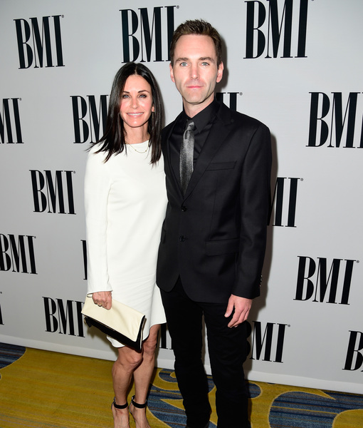 Courteney Cox & Johnny McDaid Make Their Reconciliation Red-Carpet Official