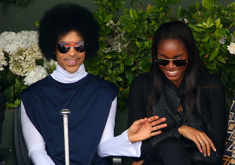 Model Damaris Lewis Sets the Record Straight About Her Relationship with Prince