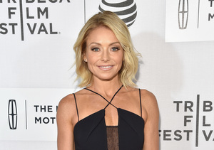 Extra Scoop: Kelly Ripa Opens Up on Her Botox Mishap