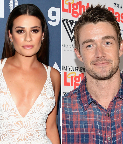 Is Lea Michele Dating a Hot 'iZombie' Actor?