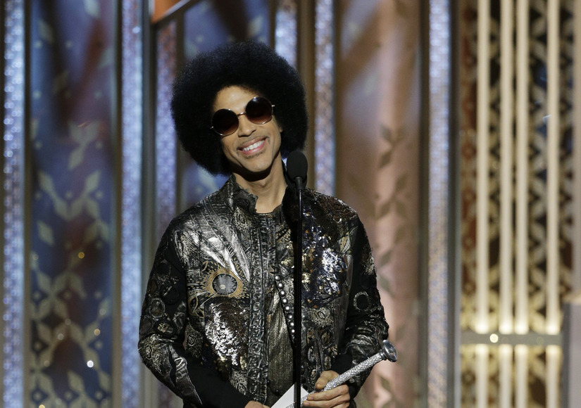 Prince's Top-Secret Memorial