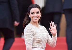 Eva Longoria on Wearing White Before Her Wedding to Jose 'Pepe' Antonio Baston