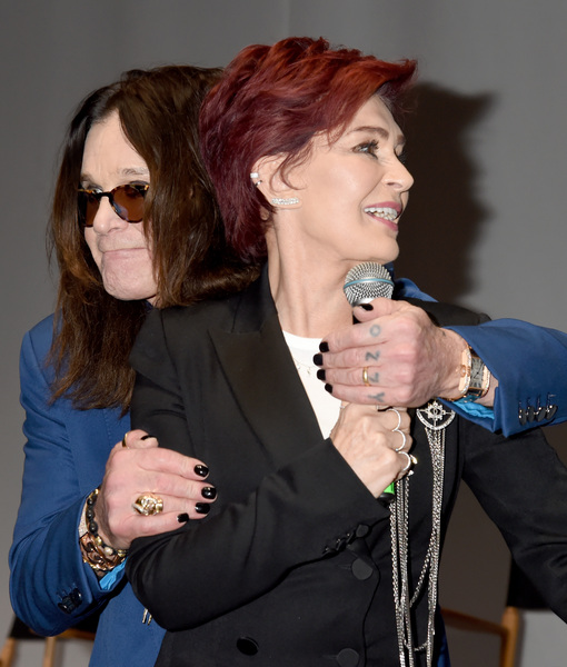 Say What? Sharon and Ozzy Osbourne's Awkward Encounter at Ozzfest Event