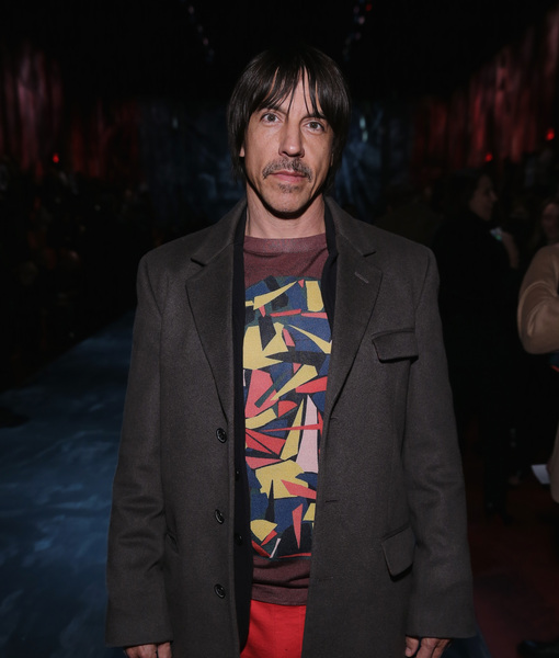 Red Hot Chili Peppers Singer Anthony Kiedis Hospitalized