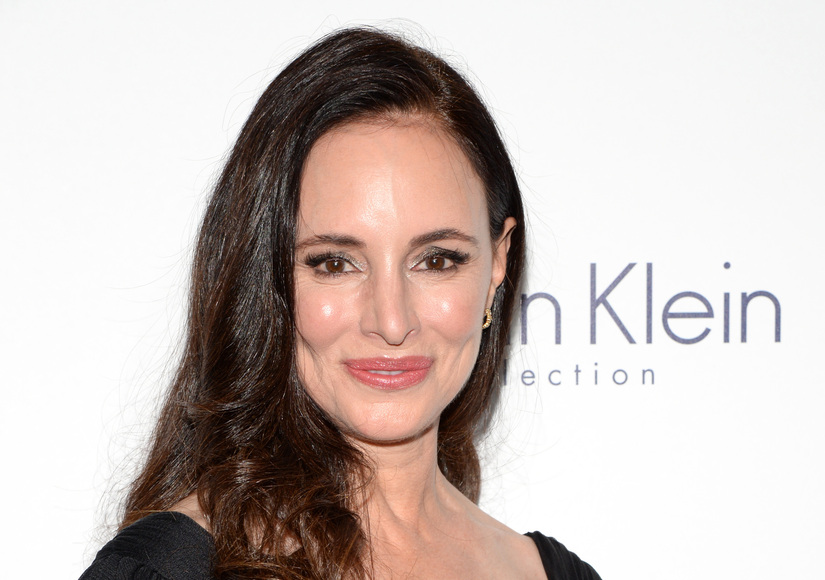 'Revenge' Star Madeleine Stowe Robbed at Gunpoint