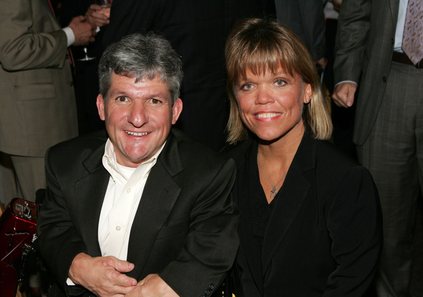'Little People, Big World': Matt & Amy Roloff's Divorce Finalized