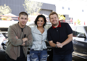 Nick Jonas Grilled About Sex and Past Relationships in James Corden's Carpool…
