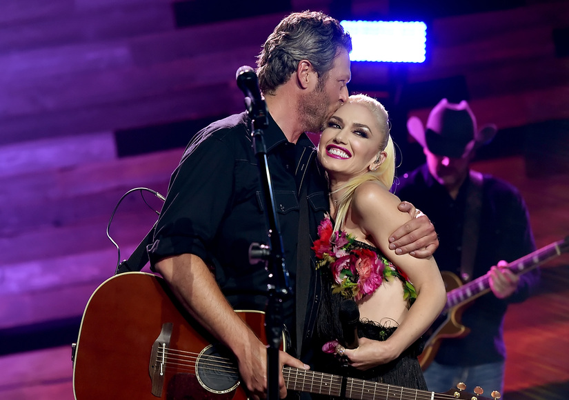 Blake Shelton's Heartwarming Love Confession: 'Gwen Saved My Life Last Year'