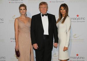 Ivanka & Melania Defend Donald Trump