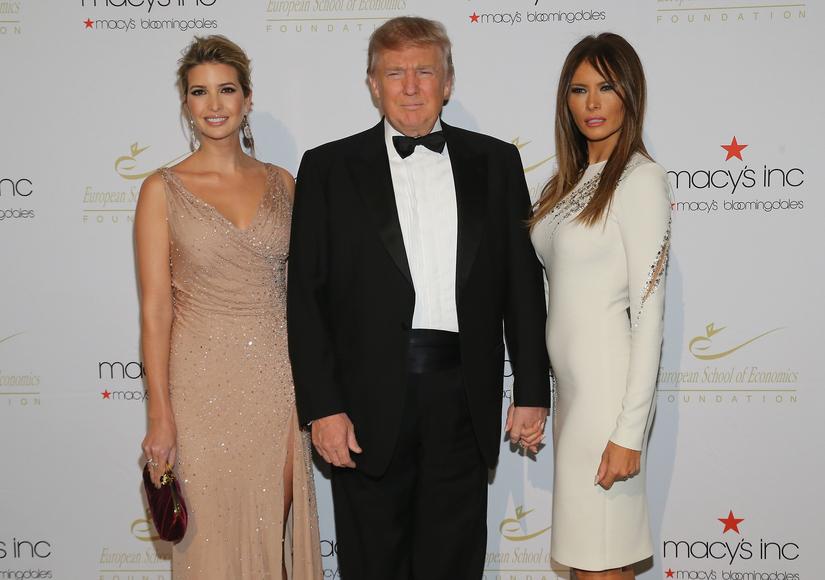 Ivanka & Melania Defend Donald Trump | ExtraTV.com