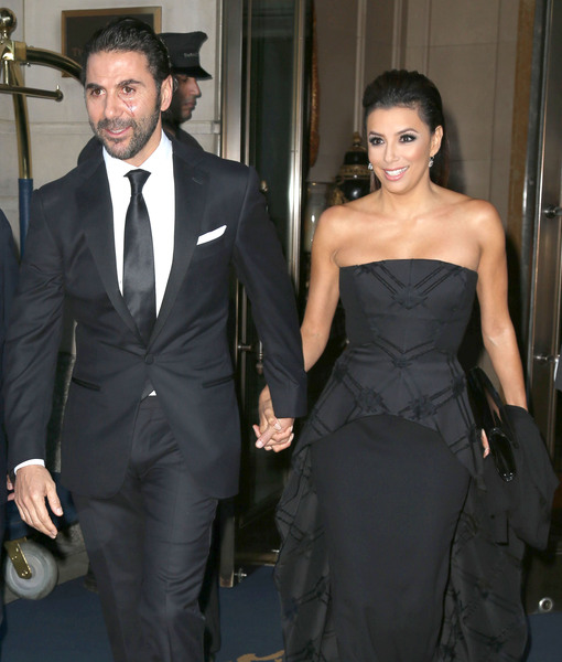 Eva Longoria and José 'Pepe' Baston Are Married!