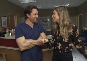 Martin Henderson's Hot Confession on Why He Joined 'Grey's Anatomy'