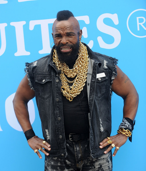 Mr. T's Uplifting Message on How to Be Amazing
