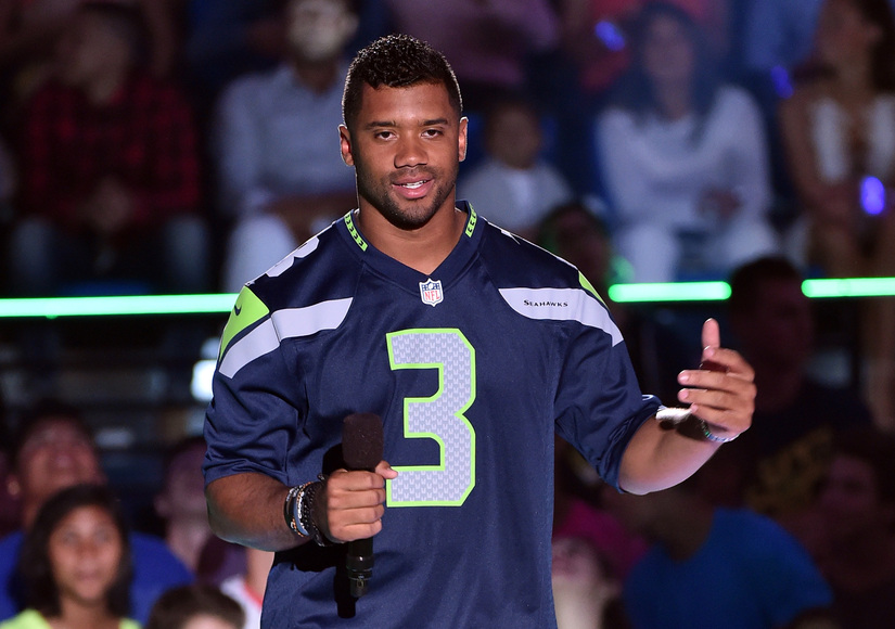 Russell Wilson Returns as Nickelodeon Kids' Choice Sports Awards Host