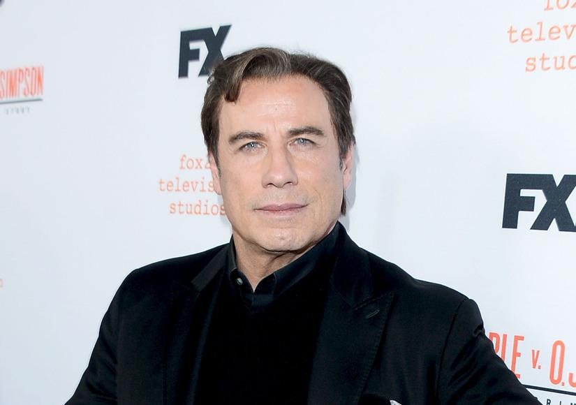 John Travolta Shares His Take on His Teenage Daughter's Dating Life