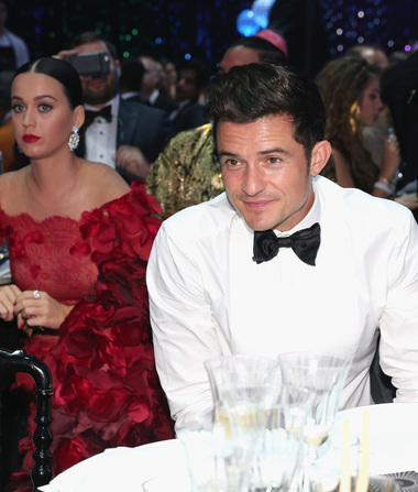 Katy Perry & Orlando Bloom Are Reportedly 'Back On'